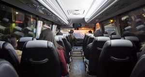 Hyra buss